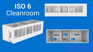 طبقه بندی اتاق تمیز بر اساس استاندارد ISO 14644 1