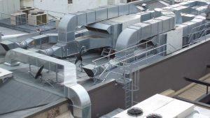 تجهیزات تهویه صنعتی