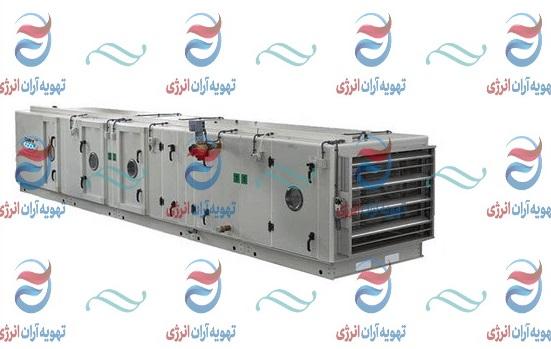 هواساز 6000 CFM   سیستم های تهویه مطبوع