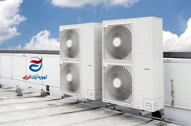 تهویه هوا در ساختمان