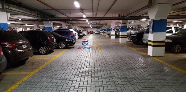 تهویه پارکینگ