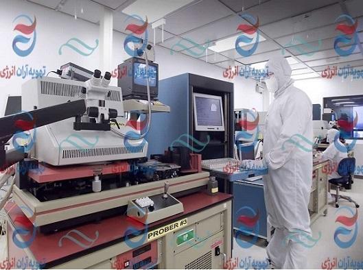 کلین روم تجهیزات پزشکی | سیستم های تهویه مطبوع