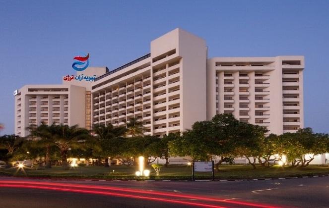 چیلر در هتل