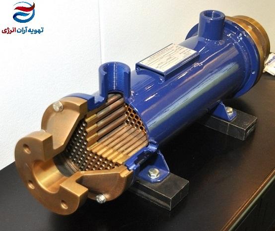 تولید کننده برتر کندانسور آبی در کشور