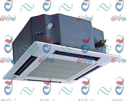 فن کویل سرمایشی و گرمایشی