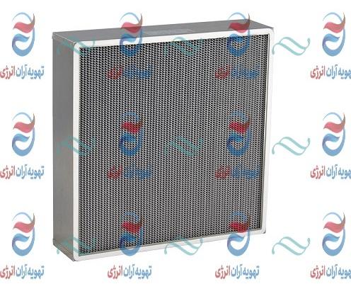 دستگاه هواساز 10000 و 20000 CFM | فیلتر HEPA