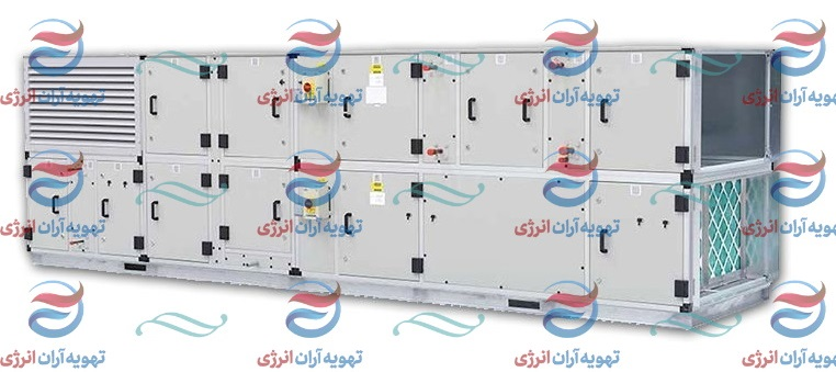 دستگاه هواساز 10000 و 20000 CFM